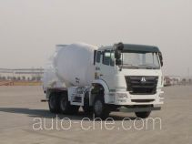 豪瀚牌ZZ5265GJBN3243D1K型混凝土搅拌运输车