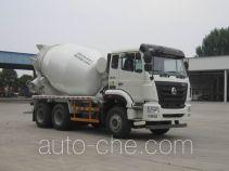 豪瀚牌ZZ5265GJBN3243E1K型混凝土搅拌运输车