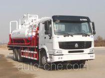 Sinotruk Howo ZZ5281TJC well flushing truck