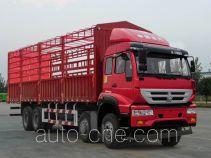 Sida Steyr ZZ5311CCYN476GD1 грузовик с решетчатым тент-каркасом