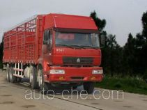 Sida Steyr ZZ5311CLXK4662V грузовик с решетчатым тент-каркасом