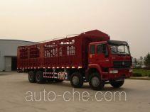 Sida Steyr ZZ5311CLXM4661C1B грузовик с решетчатым тент-каркасом
