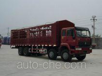 Sida Steyr ZZ5311CLXM4661C1H грузовик с решетчатым тент-каркасом