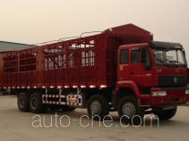 Sida Steyr ZZ5241CLXN4661C1 грузовик с решетчатым тент-каркасом