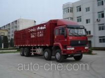 Sida Steyr ZZ5311CLXN4661C1 грузовик с решетчатым тент-каркасом