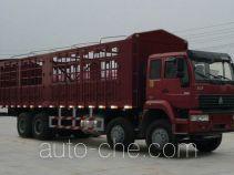 Sida Steyr ZZ5311CLXN4661C1H грузовик с решетчатым тент-каркасом