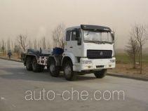 斯达-斯太尔牌ZZ5311GHSM2861W型干混砂浆运输车