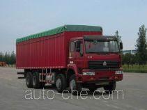 斯达-斯太尔牌ZZ5311XXBM3861C1型篷式运输车