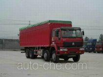 斯达-斯太尔牌ZZ5311XXBM3861C1H型篷式运输车