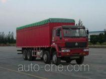 Sida Steyr ZZ5311XXBN3861C1 soft top box van truck