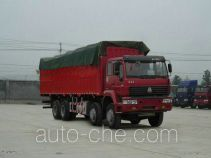 Sida Steyr ZZ5311XXBN3861C1H soft top box van truck
