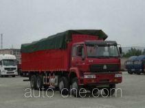 斯达-斯太尔牌ZZ5241XXBN4661C1型篷式运输车