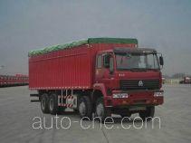 斯达-斯太尔牌ZZ5311XXBN4661C1H型篷式运输车
