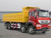 斯达-斯太尔牌ZZ5311ZLJN4061D1型自卸式垃圾车