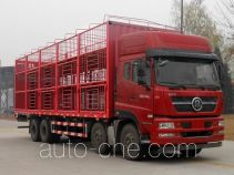 斯达-斯太尔牌ZZ5313CCQN466GE1型畜禽运输车