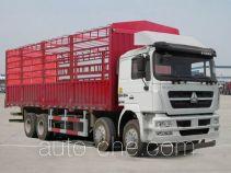 Sida Steyr ZZ5313CCYN4661D1 грузовик с решетчатым тент-каркасом