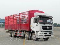 Sida Steyr ZZ5313CCYV4661C1 грузовик с решетчатым тент-каркасом