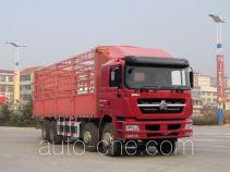 Sida Steyr ZZ5313CCYV4761C1 грузовик с решетчатым тент-каркасом
