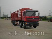 Sida Steyr ZZ5313CLXM3861C1 грузовик с решетчатым тент-каркасом