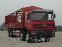 Sida Steyr ZZ5313CLXN4661A грузовик с решетчатым тент-каркасом