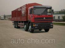 Sida Steyr ZZ5313CLXN4661C1 грузовик с решетчатым тент-каркасом