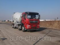 斯达-斯太尔牌ZZ5313GJBN306GE1型混凝土搅拌运输车