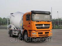 斯达-斯太尔牌ZZ5313GJBN3861E1L型混凝土搅拌运输车