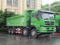 斯达-斯太尔牌ZZ5313TSGN3861E1N型压裂砂罐车