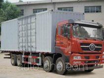斯达-斯太尔牌ZZ5313XXYN4661D1N型厢式运输车