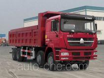 斯达-斯太尔牌ZZ5313ZLJN4661D1型自卸式垃圾车