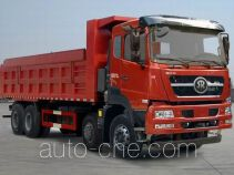 斯达-斯太尔牌ZZ5313ZLJN4661D1N型自卸式垃圾车