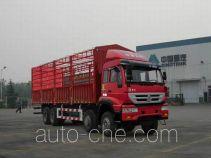 Huanghe ZZ5314CCYK3866C1 stake truck
