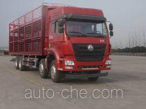 豪瀚牌ZZ5315CCQM4663D1型畜禽运输车