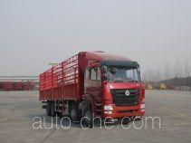 Sinotruk Hohan ZZ5315CCYN4663D1 stake truck