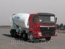 豪运牌ZZ5315GJBN3665C2型混凝土搅拌运输车