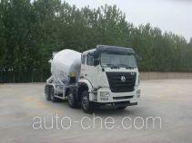 Sinotruk Hohan ZZ5315GJBN3666D1 concrete mixer truck
