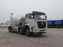 豪瀚牌ZZ5315GJBN3666E1L型混凝土搅拌运输车