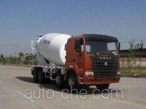 豪运牌ZZ5315GJBS3265C型混凝土搅拌运输车