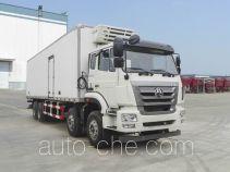 Sinotruk Hohan ZZ5315XLCN4663D1 refrigerated truck