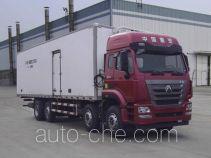 Sinotruk Hohan ZZ5315XLCN46G3E1 refrigerated truck