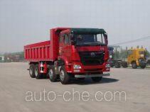豪瀚牌ZZ5315ZLJN3266D1型自卸式垃圾车