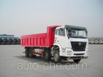 Sinotruk Hohan ZZ5315ZLJN3866E1L dump garbage truck