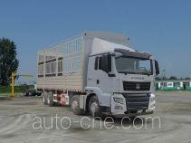 汕德卡牌ZZ5316CCYM386GD1型仓栅式运输车