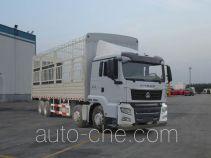 汕德卡牌ZZ5316CCYN466GD1型仓栅式运输车