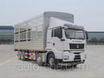 Sinotruk Sitrak ZZ5316CCYN466MD1 stake truck