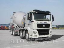 汕德卡牌ZZ5316GJBN326MD1型混凝土搅拌运输车