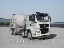 汕德卡牌ZZ5316GJBN366MD1型混凝土搅拌运输车