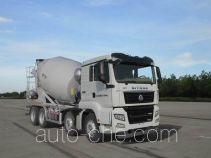 汕德卡牌ZZ5316GJBV326MD1型混凝土搅拌运输车