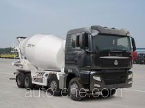 汕德卡牌ZZ5316GJBV366MD1型混凝土搅拌运输车