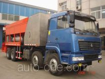Sida Steyr ZZ5316TXJM3866F slurry seal coating truck